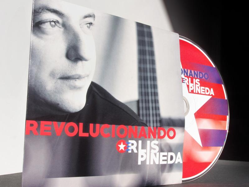 CD Revolucionando de Orlis Pineda