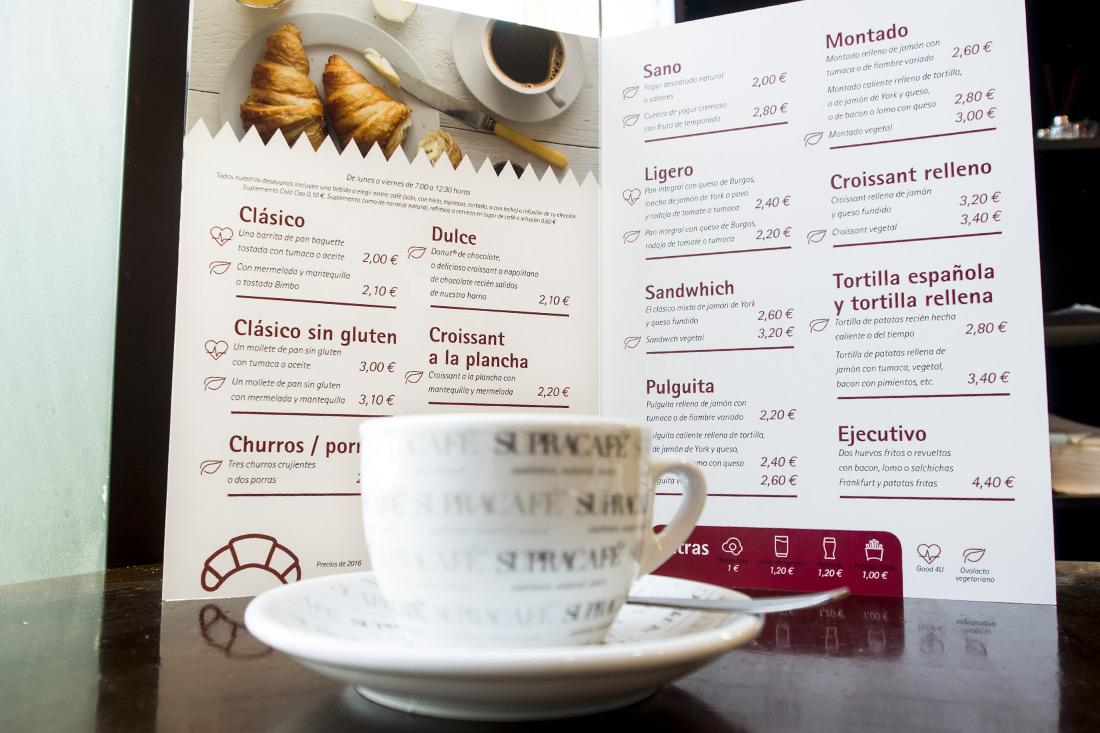 Dise os para muuxu bar estudio de dise o creativo en madrid for Disenos de menus para restaurantes