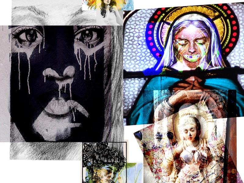 Collage Stendhal @ Sobredosis2016