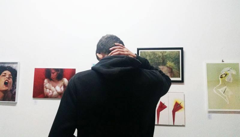 Inauguración expo Sublima Eros 3