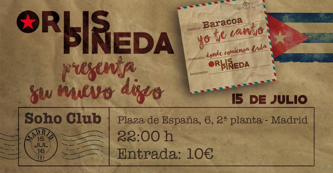 Banner presentación CD Baracoa