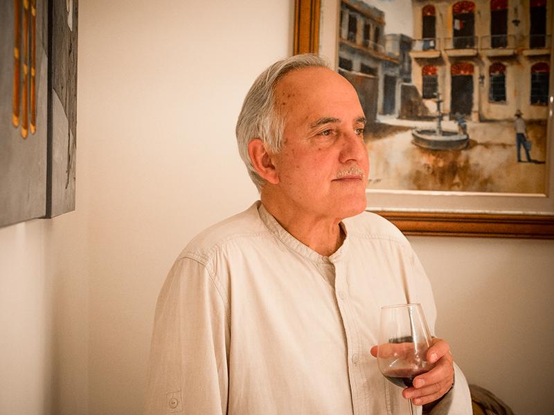 Concierto privado Julio Fowler